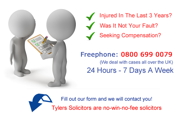 Manchester Personal Injury Compensation Claims Solicitors