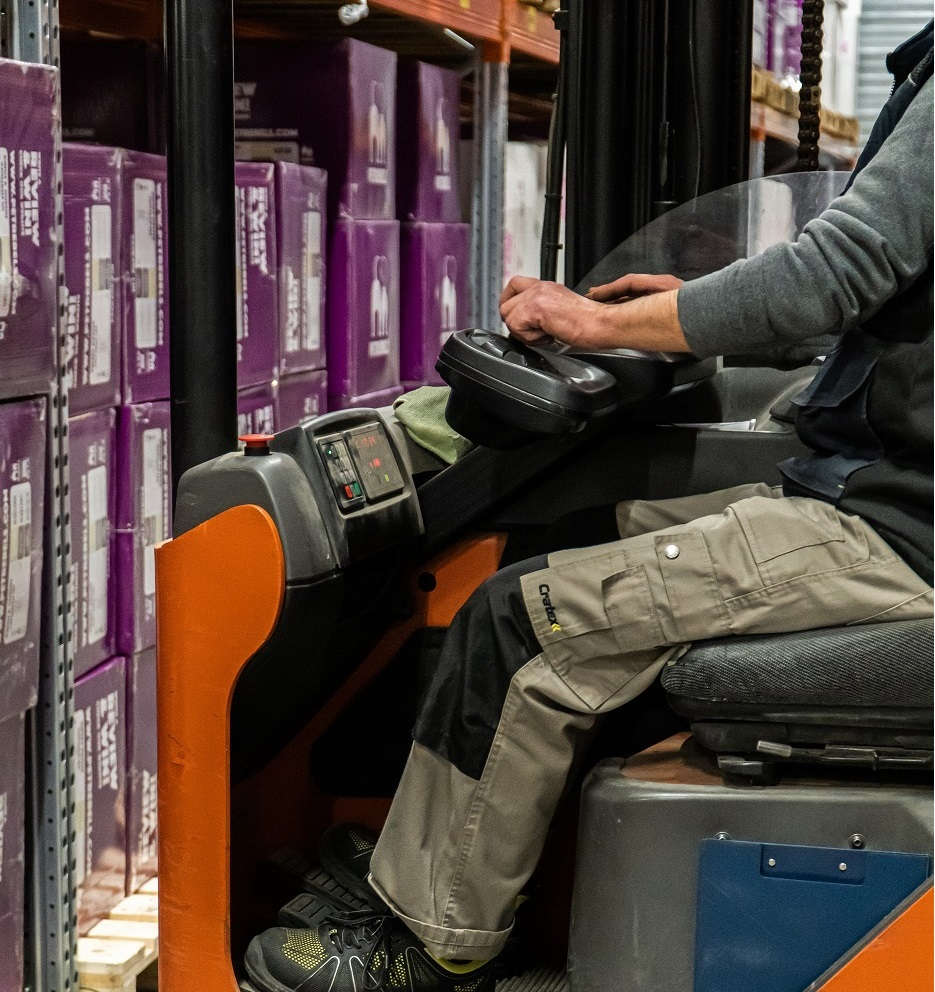 Forklift Accident Claim Specialists