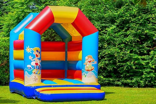 bouncy castle compensation claims