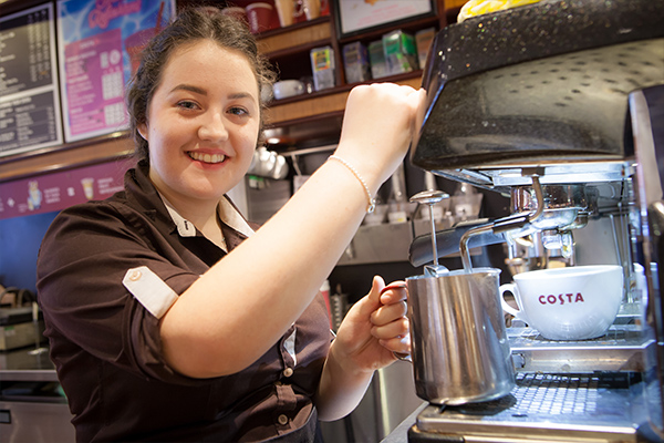 Costa Coffee Injury Compensation Claims