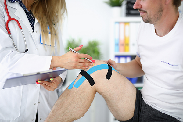 dislocated knee compensation claims