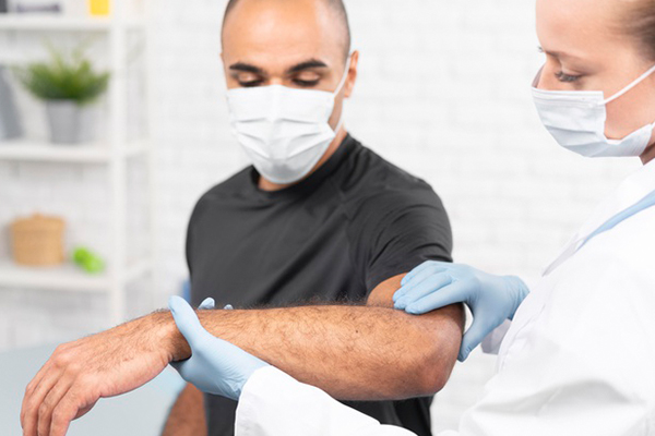 elbow injury compensation claims