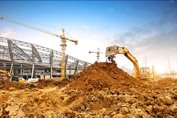 Digger Accident Injury Compensation Solicitors