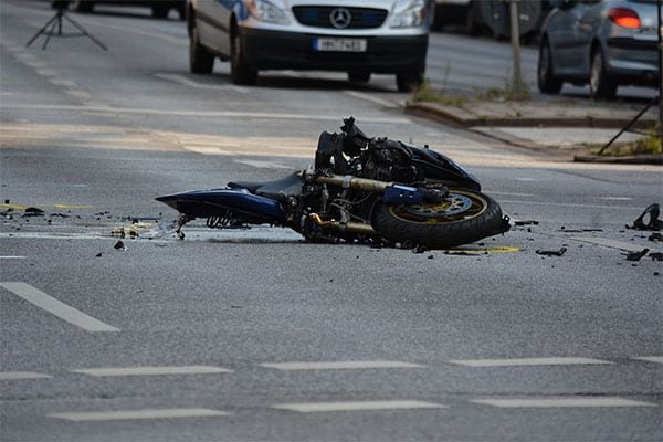 injured while riding a motorbike compensation claims